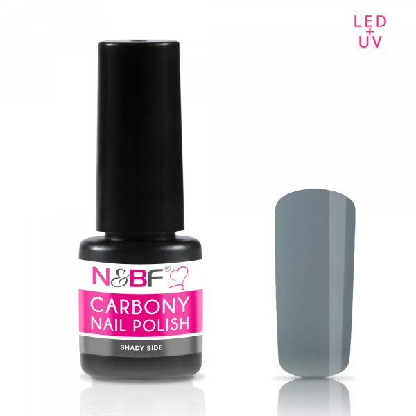 Nails & Beauty Factory Carbony Nail Polish Shady Side