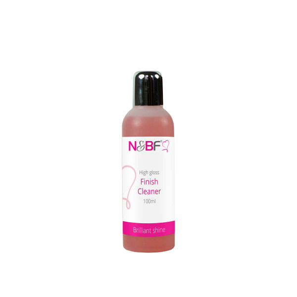 Nails & Beauty Factory High Gloss Finish Cleaner 100 ml