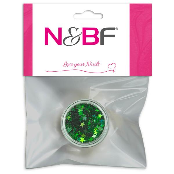 Nails-and-Beauty-Factory-Nailart-Stars-Green