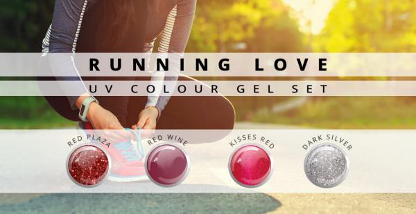 Nails & Beauty Factory UV Farbgel Set Running Love