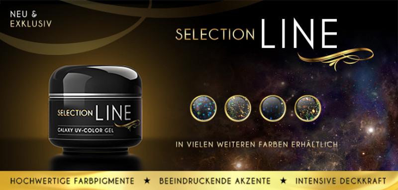 selection line galaxy