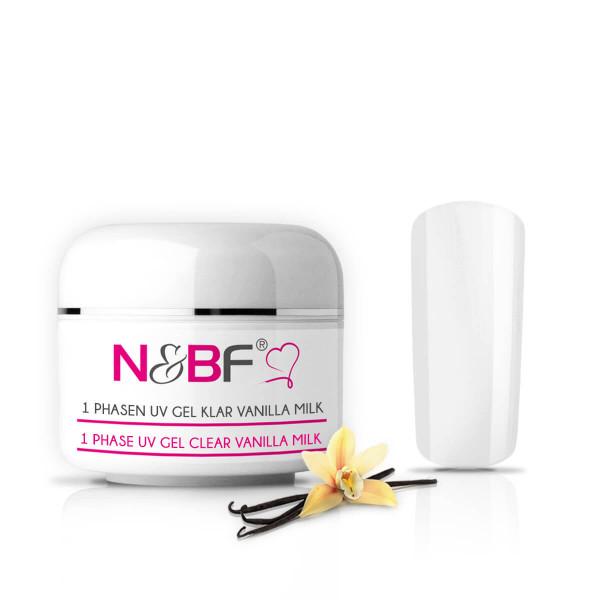 Nails-Beauty-Factory-1-PHASE-UV-GEL-KLAR-VANILLA-MILK-15-ml
