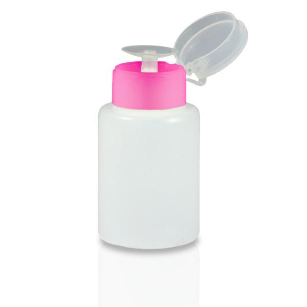 Nails Factory Dispenser Pumpflasche Rosa 150ml offen 10er Set