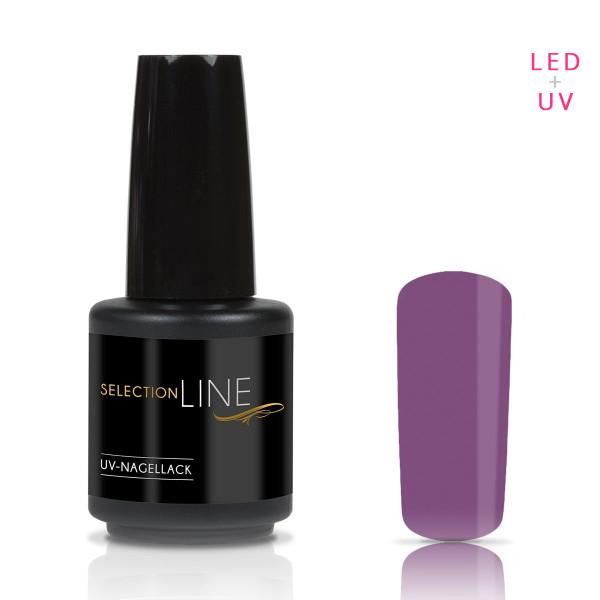 Nails & Beauty Factory Selection Line UV Nagellack Sweet Purple 15ml