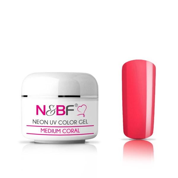 Nails-and-Beauty-Factory-Neon-UV-Color-Gel-Farbgel-Medium-Coral