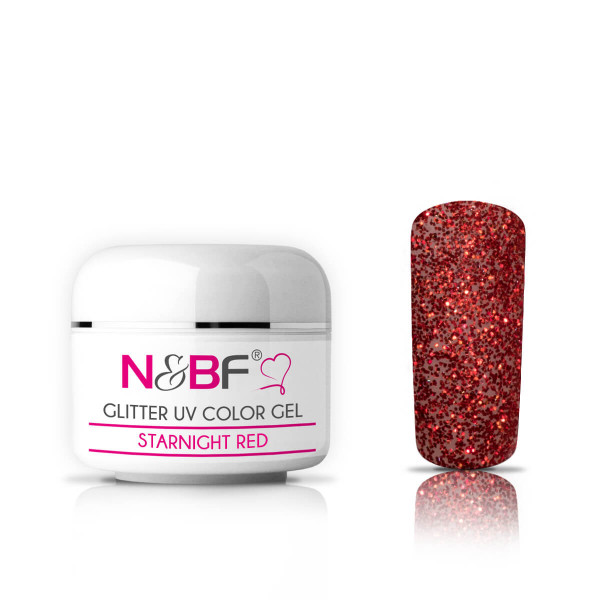 Nails-and-Beauty-Factory-Glitter-UV-Color-Gel-Farbgel-Starnight-Red