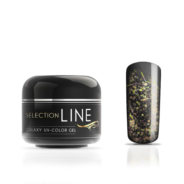 Selection Line Galaxy Farbgel Pyxis Black 5ml