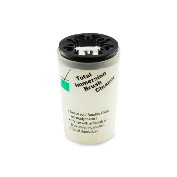 Nails Factory Pinsel Reinigungs-Aufbewahrungs Box Top