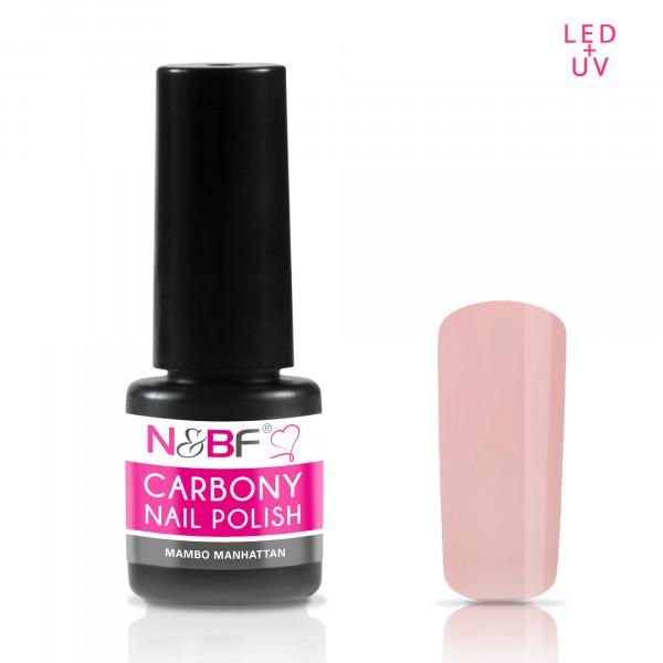 Nails & Beauty Factory Carbony Nail Polish Mambo Manhattan