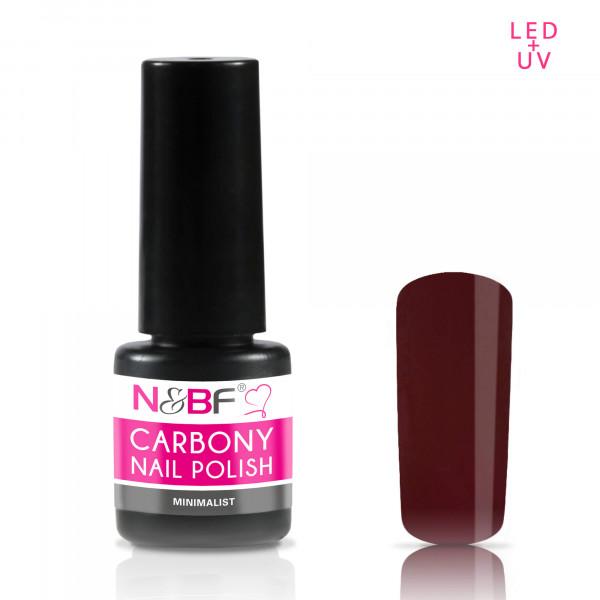 Nails & Beauty Factory Carbony Nail Polish Minimalist