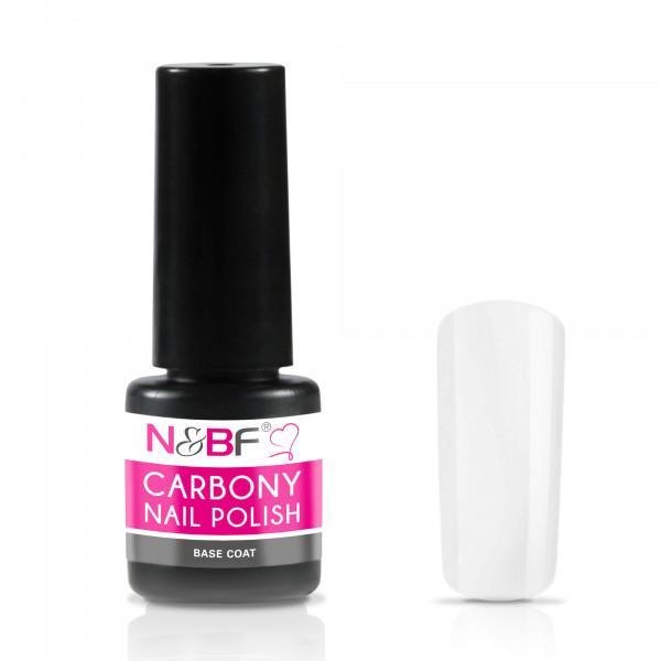 Nails & Beauty Factory Carbony UV Nagellack Base Coat 5ml