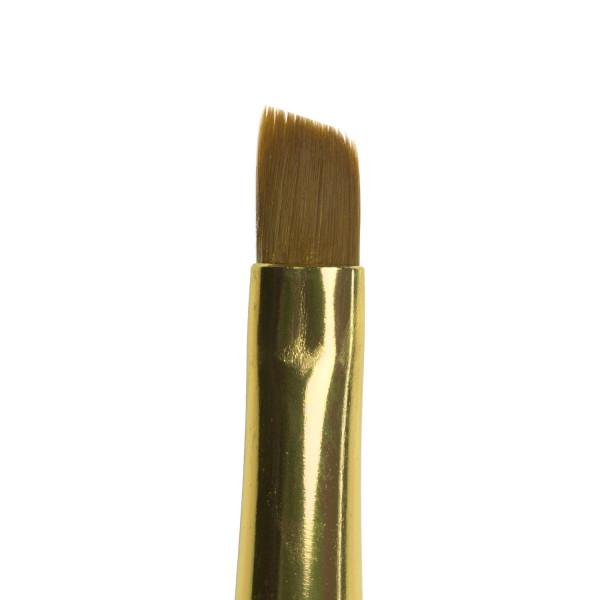 Nails Factory Gel Pinsel Gold French No. 6 Kopf