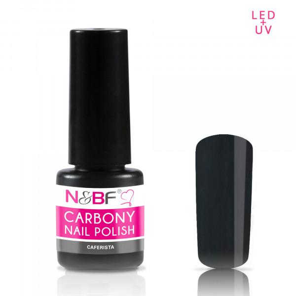 Nails & Beauty Factory Carbony Nail Polish Caferista
