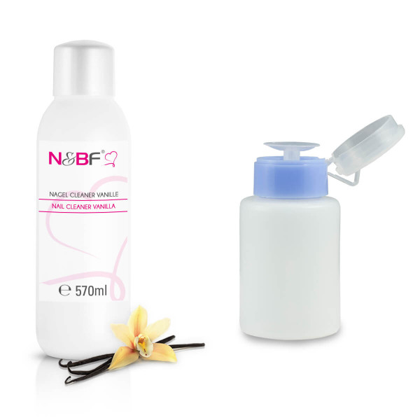 Nails-Beauty-Factory-Nail-Cleaner-Vanilla-570-ml-Dispenser-Blue