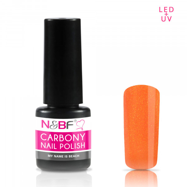 Nails & Beauty Factory Carbony My Name is Beach