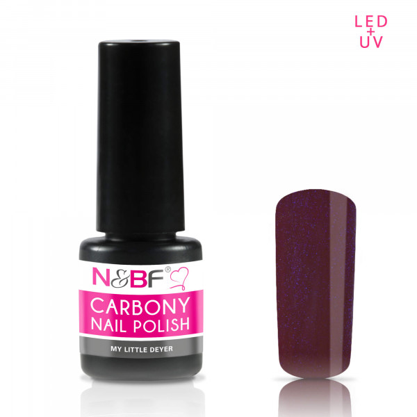 Nails & Beauty Factory Carbony Nail Polish My Little Deyer