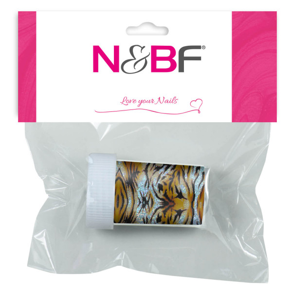 Nails-and-Beauty-Factory-Nailart-Transfer-Nagelfolie-Nailfoil-Tiger