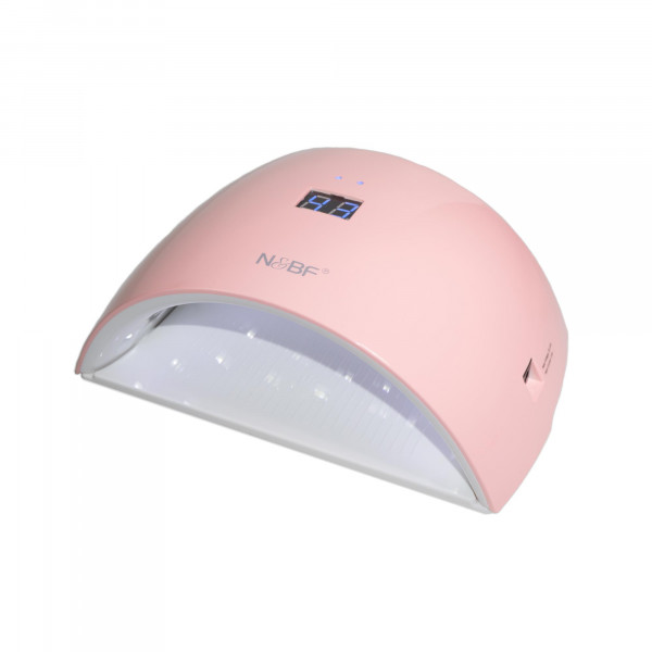 Nails & Beauty Factory Dual UV/LED Lichthärtungsgerät Pink Curve