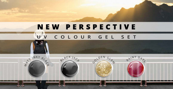 Nails & Beauty Factory Farbgel Set New Perspective