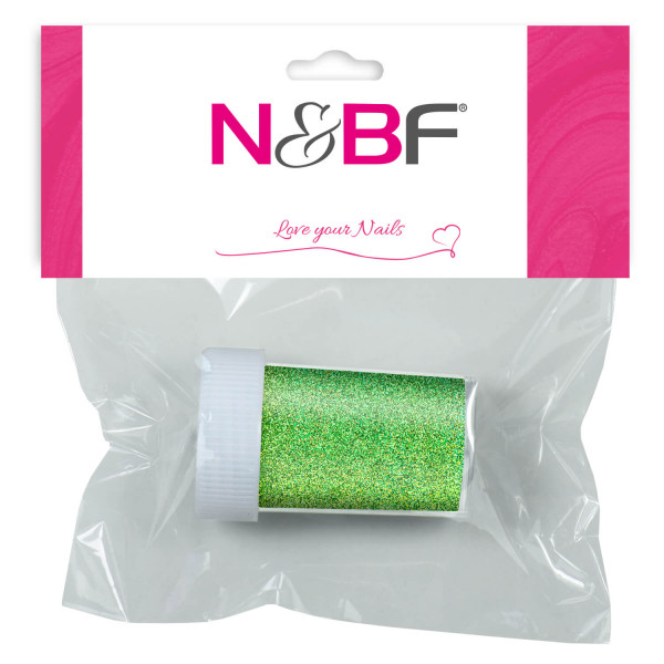 Nails-and-Beauty-Factory-Nailart-Transfer-Nagelfolie-Nailfoil-Glitter-Jungle-Green