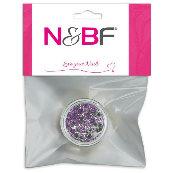 Nails-and-Beauty-Factory-Strasssteine-Blumen-Rhinestones-Flowers-Lilac