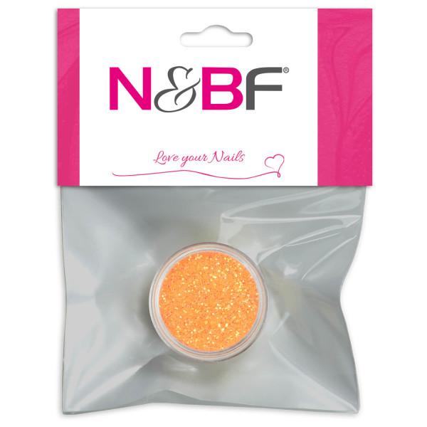 Nails-and-Beauty-Factory-Nailart-Neon-Glitterpuder-Orange