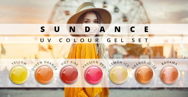 Nails & Beauty Factory Farbgel Set Sundance