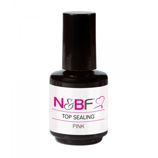 Nails & Beauty Factory Top Sealing Pink 15ml