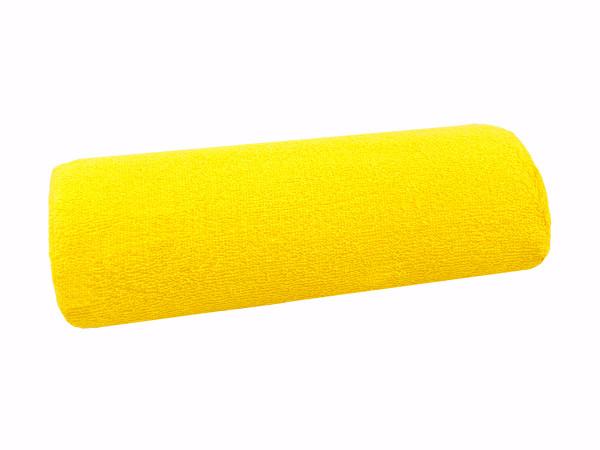 Handauflage Frottee Gelb