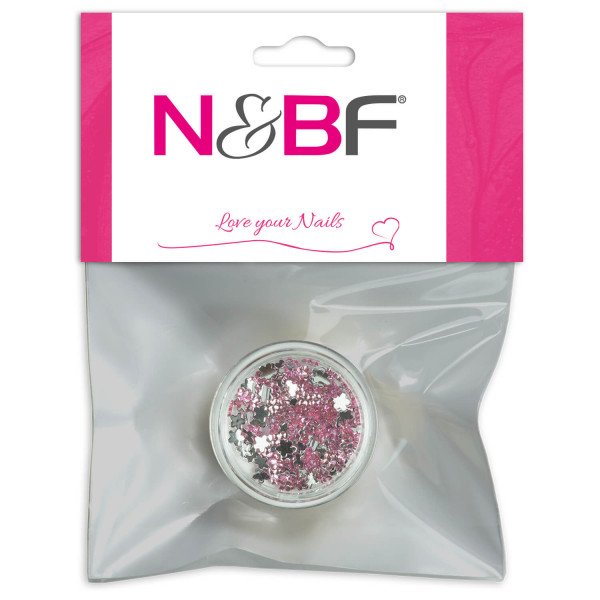 Nails-and-Beauty-Factory-Strasssteine-Blumen-Rhinestones-Flowers-Smokey-Pink
