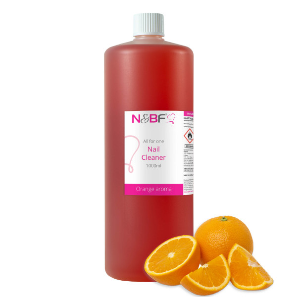 Nails & Beauty Factory Nagel Cleaner all for one - Orange Aroma 1000ml