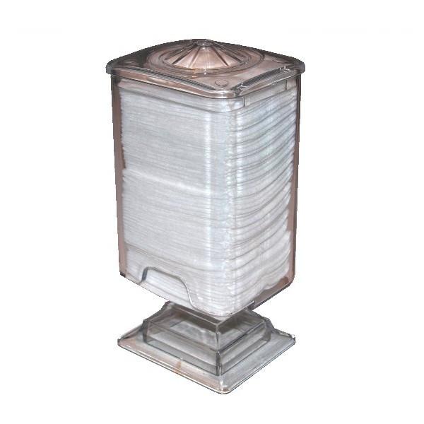 Zellettenspender inkl. 50 Tupfer