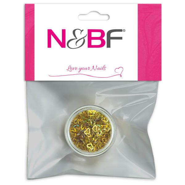 Nails-and-Beauty-Factory-Nailart-Hologramm-Hearts-Herzen-Gold