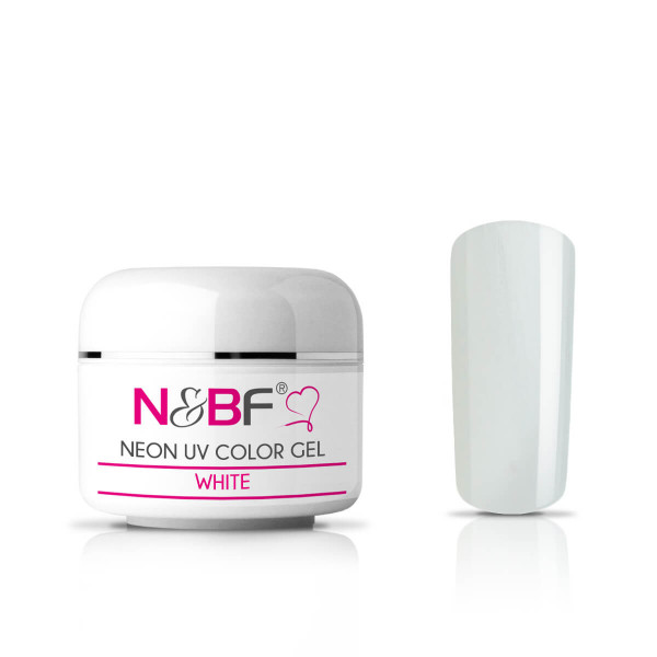 Nails-and-Beauty-Factory-Neon-UV-Color-Gel-Farbgel-White