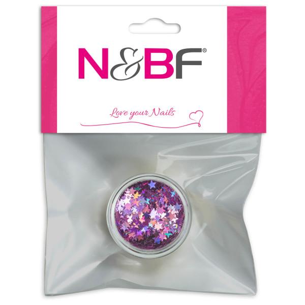 Nails-and-Beauty-Factory-Nailart-Stars-Lilac