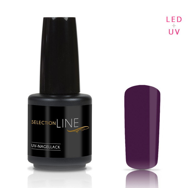 Nails & Beauty Factory Selection Line UV Nagellack Violet Dream 15ml