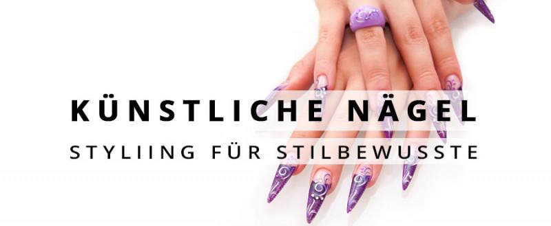 Künstliche Fingernägel Nails Factory Shop Für Nailart