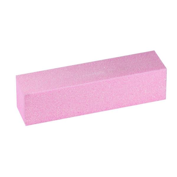 Nails Factory Schleifblock Buffer Pink 10er Set