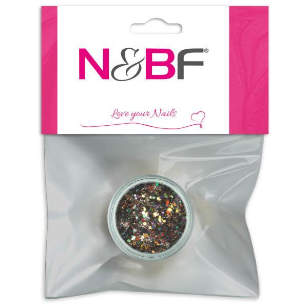 Nails-and-Beauty-Factory-Nailart-Illusion-Glitter-Brown