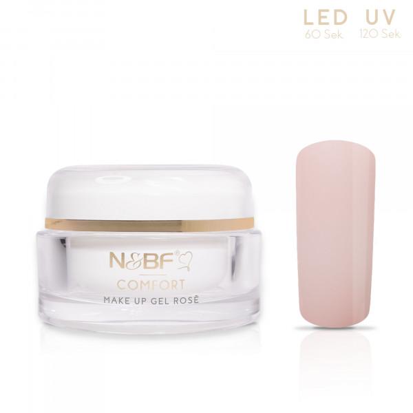 Nails & Beauty Factory Comfort Line Rosé 15ml