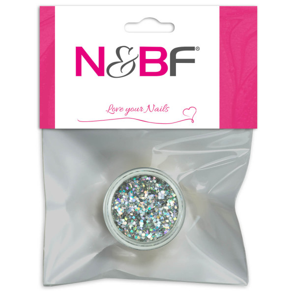Nails-and-Beauty-Factory-Nailart-Glitter-Square-Silver
