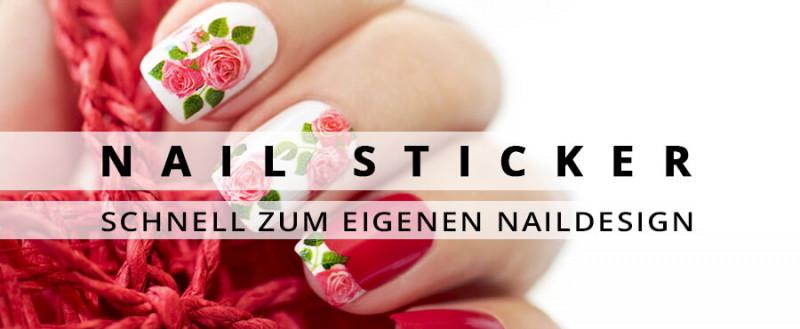 Nailart Sticker Nails Factory Shop Für Nailart Nails Und Nageldesign