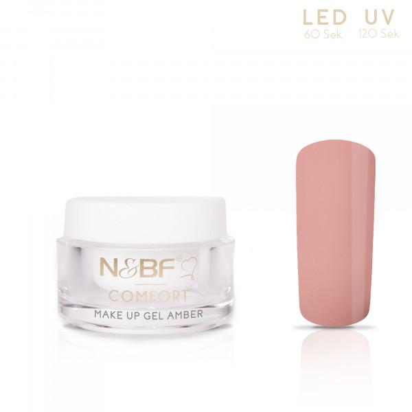 Nails & Beauty Factory Comfort Line Make Up Gel Amber 5ml