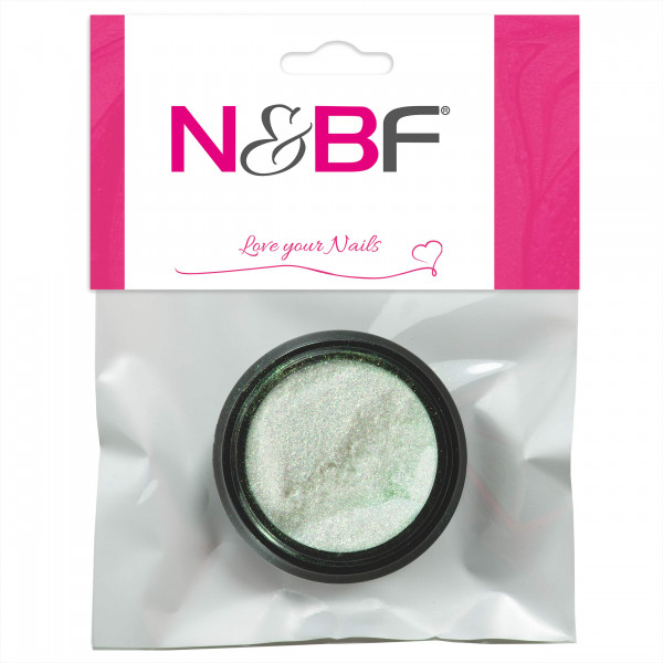 N&BF Mirror Chrome Pigment Aurora Set