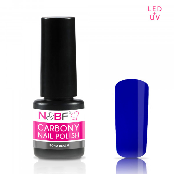 Nails & Beauty Factory Carbony Nail Polish Boho Beach