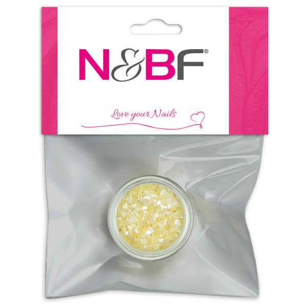 Nails-and-Beauty-Factory-Nail-Art-Crushed-Shells-Yellow