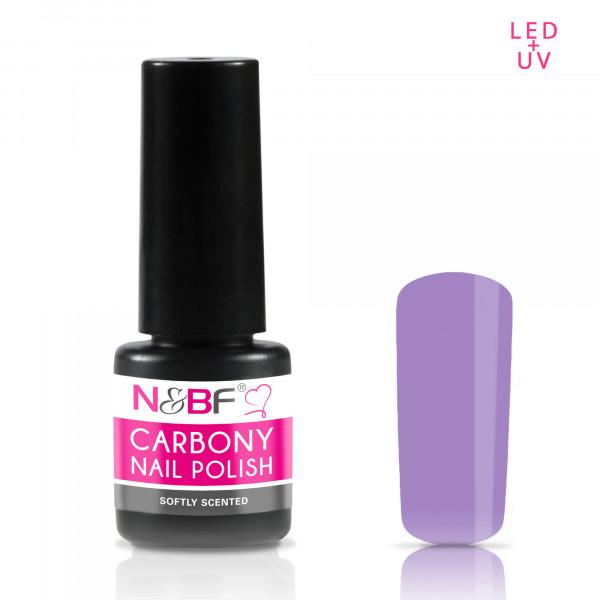 Nails & Beauty Factory Carbony Nail Polish Softly Scented