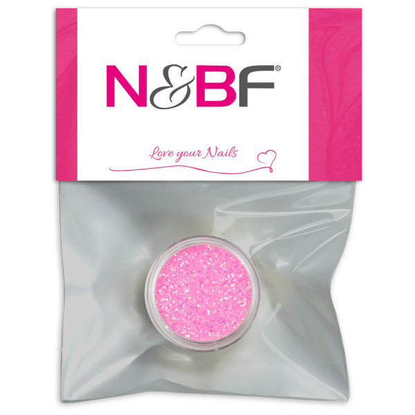 Nails-and-Beauty-Factory-Nailart-Neon-Glitterpuder-Rose