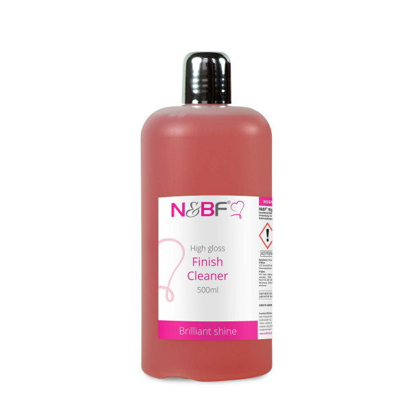 Nails & Beauty Factory High Gloss Finish Cleaner 500 ml