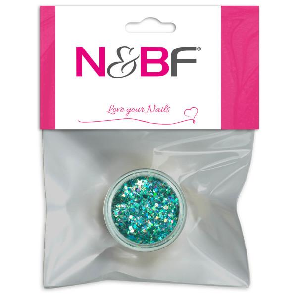 Nails-and-Beauty-Factory-Nailart-Illusion-Glitter-Sea-Green